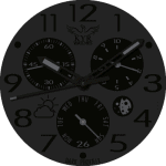 KYR Dark Phoenix Watch Face
