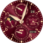 KYR Eternity Perpetual Calendar Watch Face