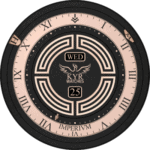 KYR Imperium Clock Face