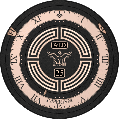 KYR Imperium Android Watch Face