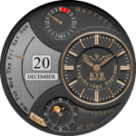KYR Kingsbridge Supreme Watch Face