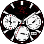 KYR Master Range Watch Face