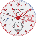 KYR Sky Racer Watch Face