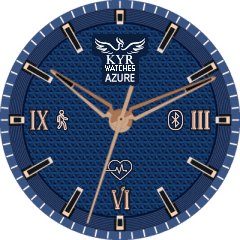Kyr Azure VXP Watch Face