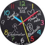 Kyr Back School Watch Face