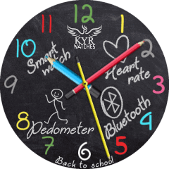 Kyr Back School VXP Watch Face
