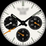 Kyr Classic Heritage Watch Face