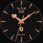 Kyr Dalgos Clock Face