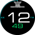 Kyr Digi Xperience Watch Face