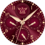 Kyr Eternity Watch Face