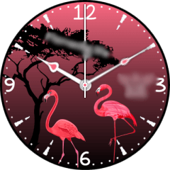 Kyr Flamazing Life VXP Watch Face