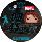 Kyr Funko Marvel Vol5 Clock Face