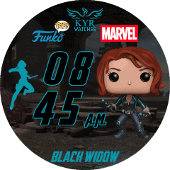 Kyr Funko Marvel Vol5 VXP Watch Face