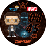 Kyr Fun ko Marvel Vol1 Watch Face