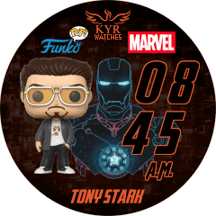 Kyr Fun ko Marvel Vol1 VXP Watch Face