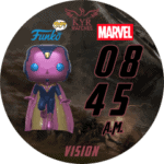 Kyr Funko Marvel Vol7 Clock Face