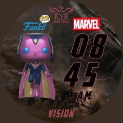 Kyr Funko Marvel Vol7 VXP Watch Face