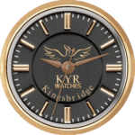 Kyr Kings bridge Watch Face