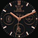Kyr Lamarck Clock Face