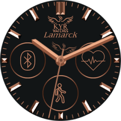 Kyr Lamarck VXP Watch Face