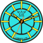 Kyr Luminity Lite Watch Face