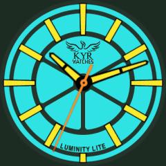 Kyr Luminity Lite VXP Watch Face