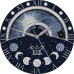 Kyr Lunar Dream Watch Face