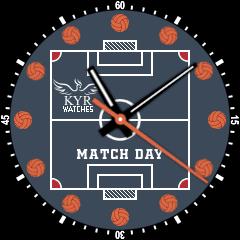 Kyr Match Day VXP Watch Face