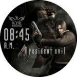 Kyr Resident Evil 4 Watch Face