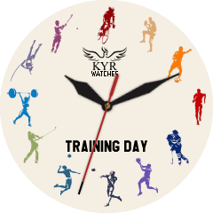 Kyr Training Day VXP Watch Face
