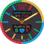 Kyr United Colors Watch Face
