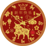Kyr Xin Nian KuaiLe Watch Face