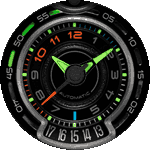 Limited V Watch Face