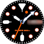 Manolo 4 Watch Face