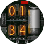 Nixie Watch Watch Face