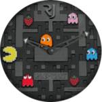 Pacman Watch Face