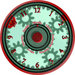 Planetary Watch Face