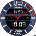 Project 32 A Watch Face