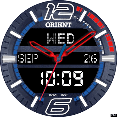 Project 32 A Android Watch Face