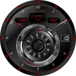 ROUND V.11 Watch Face