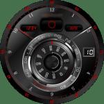 ROUND V.11 Watch Face