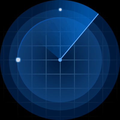 Radar Android Watch Face