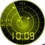 Radar 2 Watch Face