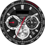 Seiko For Man 3 Watch Face
