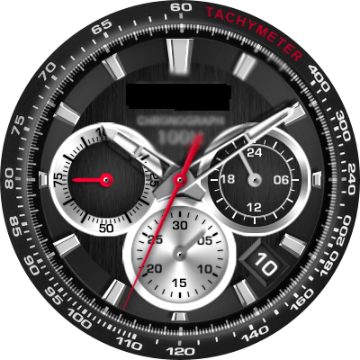 Seiko For Man 3 Android Watch Face