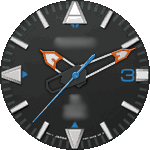 Seiko 10 Watch Face