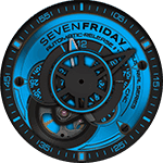 Seven Friday Watch Face