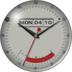 Shadow Clock Watch Face