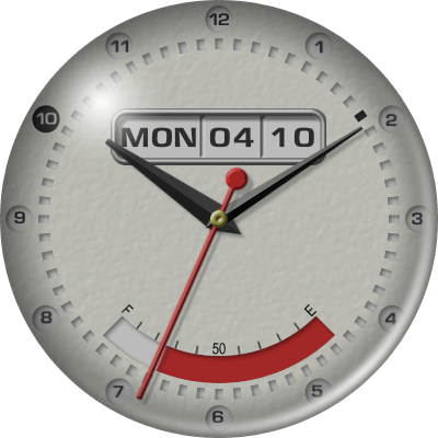 Shadow Clock Android Watch Face