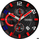 Skmei 31a Watch Face